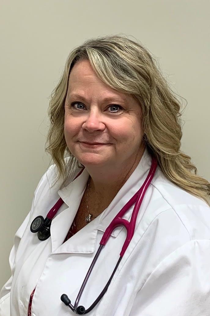 Fern McHenry, Centerstone Health Services